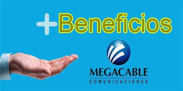 Beneficios de tu estado de cuenta Megacable