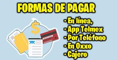 como pagar telmex en linea