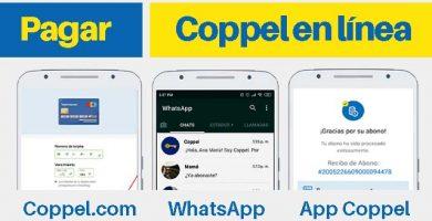 Pagar Coppel en linea