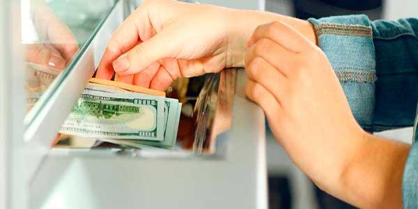 pagar factura de Sky en el banco con efectivo