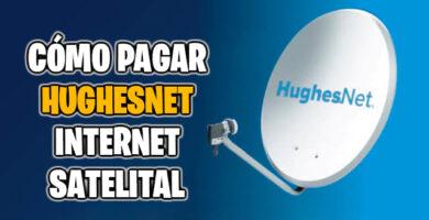 pagar hughesnet internet satelital
