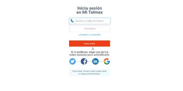 pagar recibo telmex online