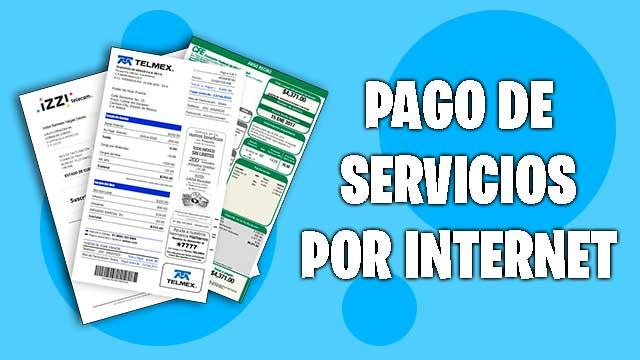 pago de servicios por internet